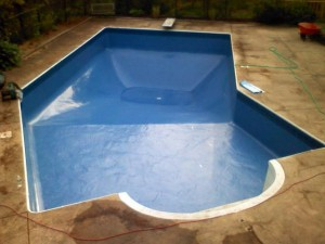 Pool Liner Replacement After